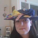 Easter bonnet selfie!