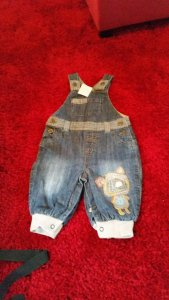 Dungarees - £1.50