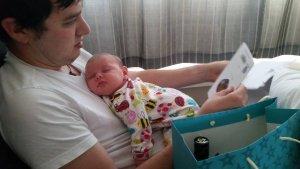 Daddy Cuddles 3