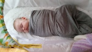 The Miracle Blanket works!