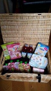 Aldi's Mamia baby food range