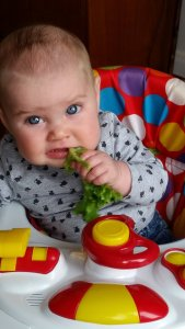 Loving some lettuce