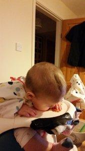 Isla Jean at 7 months