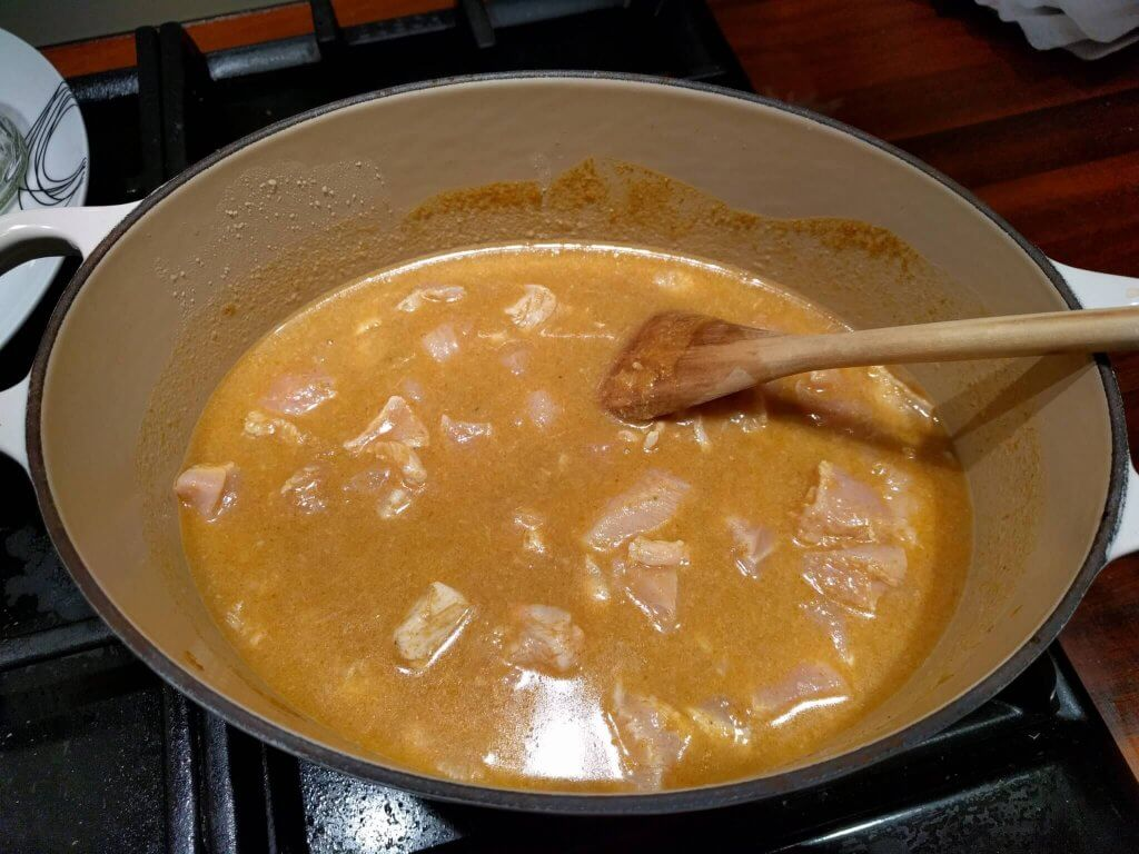 Family Friendly Recipes - Chicken Curry