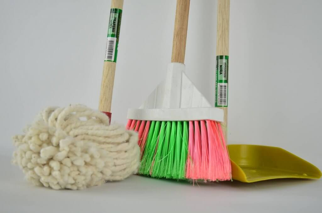 The Most Hated Household Chore