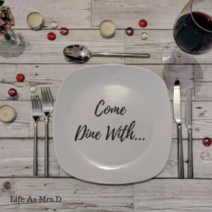 Come Dine With...