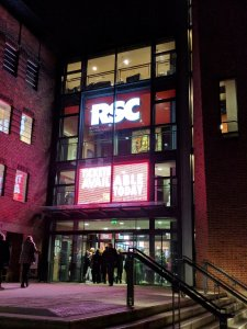 See RSC Perform in Stratford #101in1001
