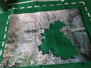 Complete a jigsaw (500+ pieces) #101in1001
