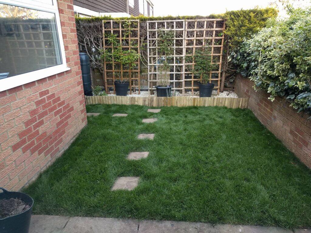 Plans for the garden