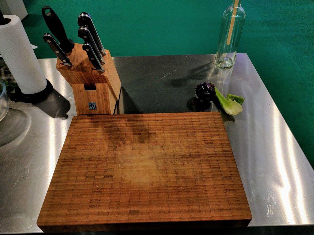 Learn Kitchen Knife Skills #101in1001
