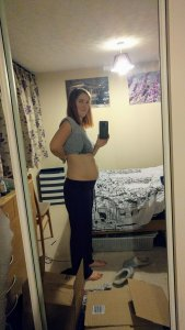 The first trimester - how different is it this time around