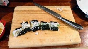 Make sushi again #101in1001 #35