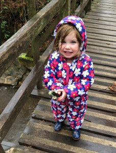 Take Isla to Pooh Bridge #101in1001 #54